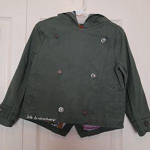 Genuine Kids from Oshkosh Olive Green 4T Jacket
